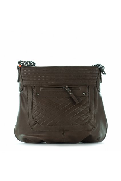 Crossbody Kabelka David Jones Tmavošedá 3670-3 1011-01