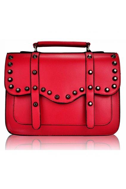 Crossbody kabelka Katrina červená LS00280M