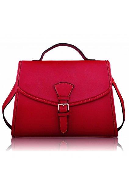 Crossbody kabelka Leila červená LS0081