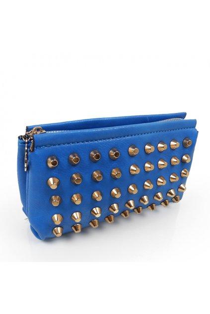Crossbody kabelka modrá 8002