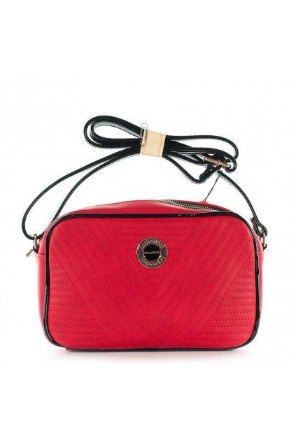 Crossbody kabelka Monnari červená 9250 J15