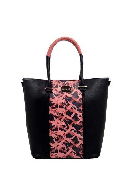 Shopper kabelka Monnari Čierna 2150 2710-3