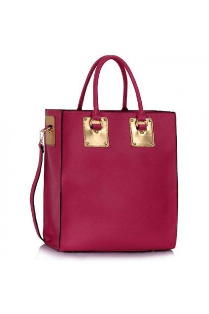 Shopper kabelka do ruky Alexandra fuchsia LS00277A