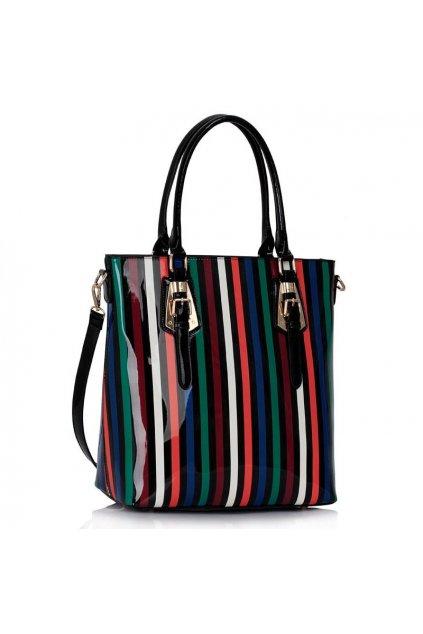 Shopper kabelka do ruky Celine modrá LS00340