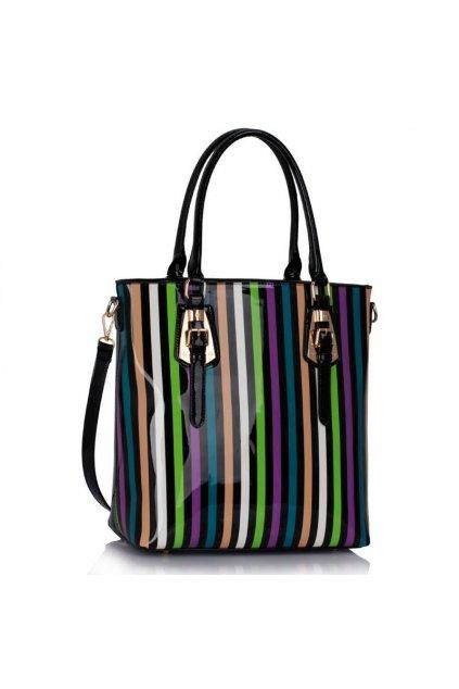 Shopper kabelka do ruky Celine zelená LS00340