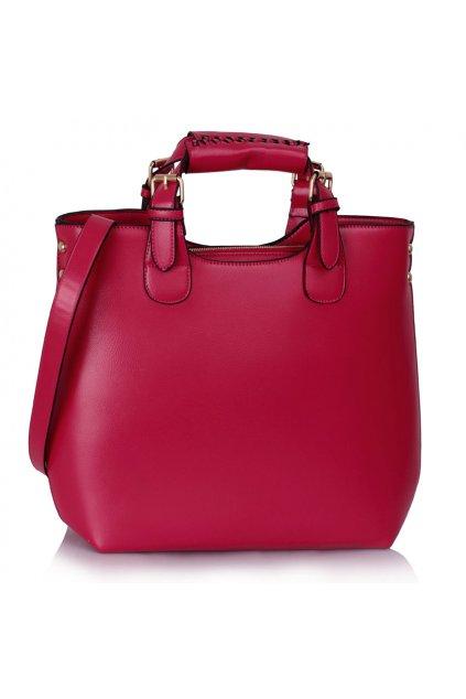Shopper kabelka do ruky Delia fuchsia LS00267