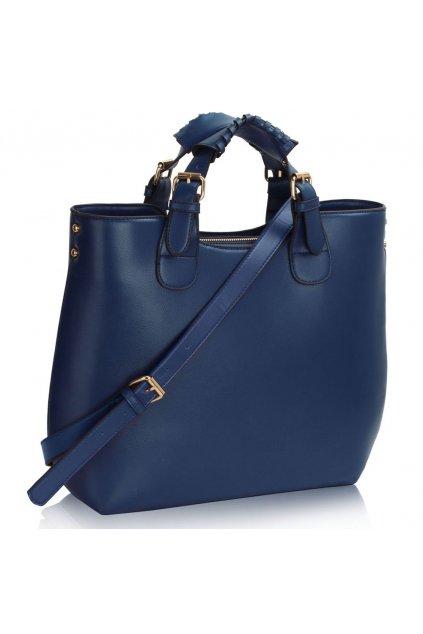 Shopper kabelka do ruky Delia námornícka LS00267