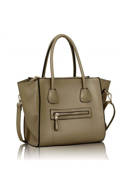 Shopper kabelka do ruky Francy telová LS00137