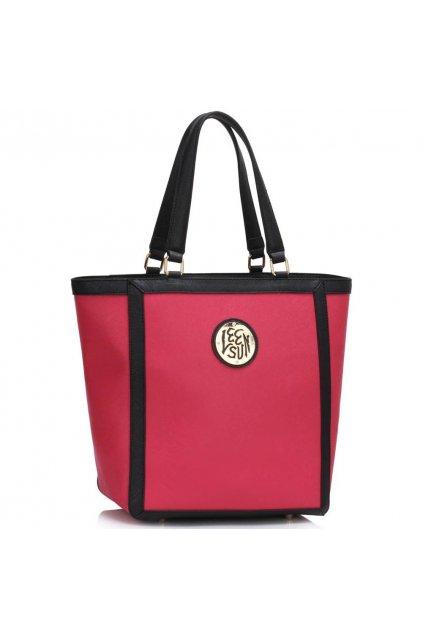 Shopper kabelka do ruky Chatty ružová