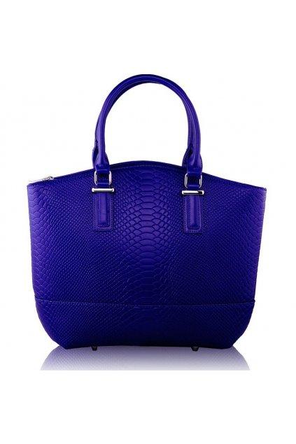 Shopper kabelka do ruky Kristina námornícka LS00104