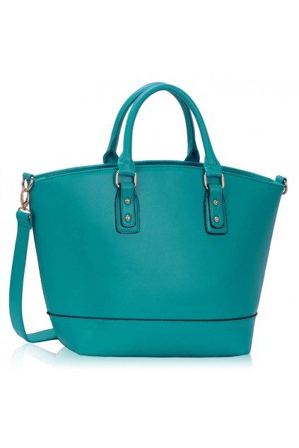 Shopper kabelka do ruky Loran B stredomorská LS0085B