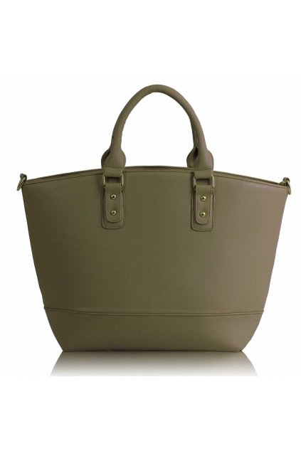 Shopper kabelka do ruky Loran telová LS0085