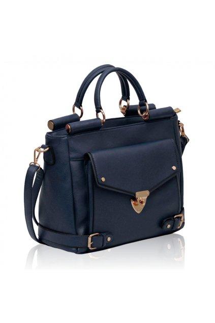 Shopper kabelka do ruky Madelyn námornícka LS00237