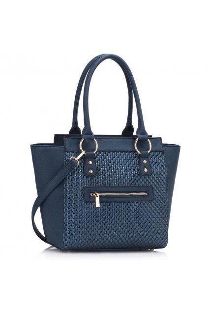 Shopper kabelka do ruky Milly námornícka