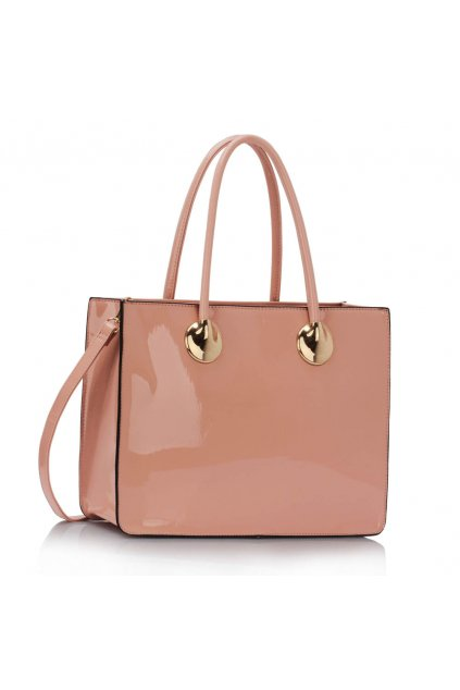 Shopper kabelka do ruky Veronica telová LS00394