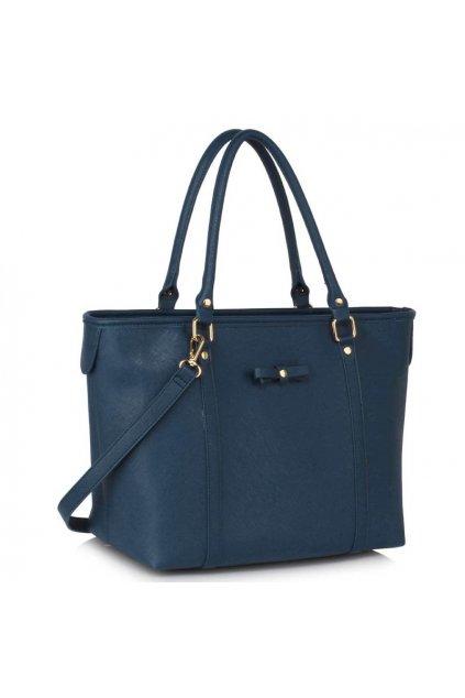 Shopper kabelka Mariette námornícka LS00507