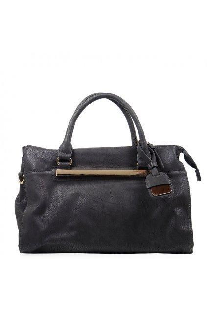 Sivá kabelka do ruky POTRI PF563 sivá