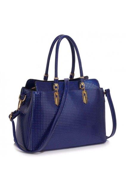 Trendová kabelka do ruky Adele námornícka LS00418A
