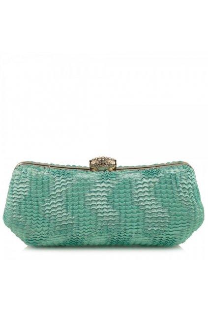 Večerná clutch kabelka Riccaldi modrá MQ0959