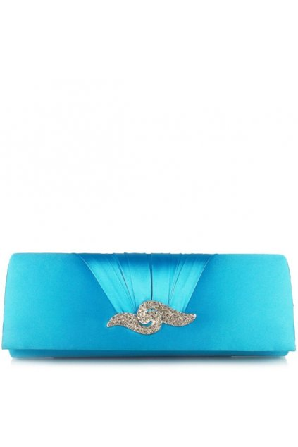 Večerná kabelka Eternel modrá 526