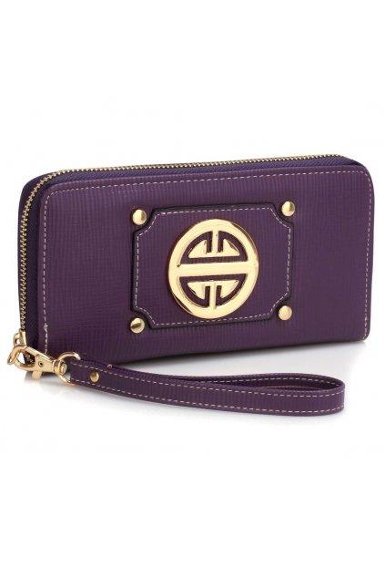 Peňaženka Emi fialová LSP1051