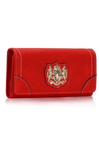 Peňaženka Arlene červená LSP1040