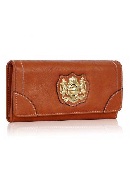 Peňaženka Arlene hnedá LSP1040