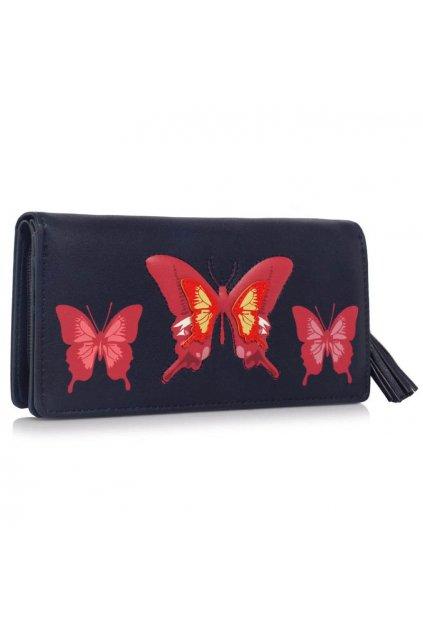 Peňaženka Butterfly námornícka LSP1082