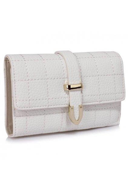 Peňaženka Dominica biela LSP1075