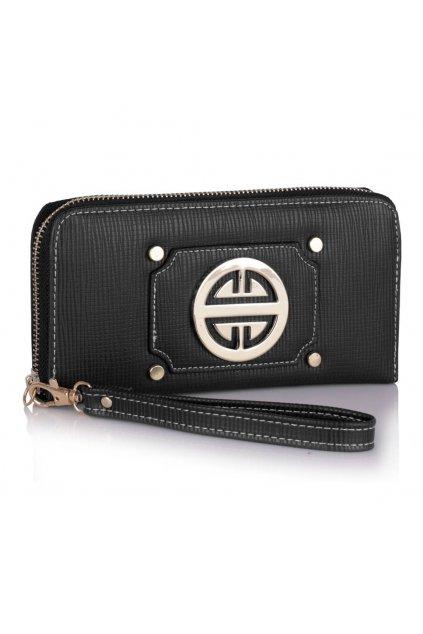 Peňaženka Emi čierna LSP1051