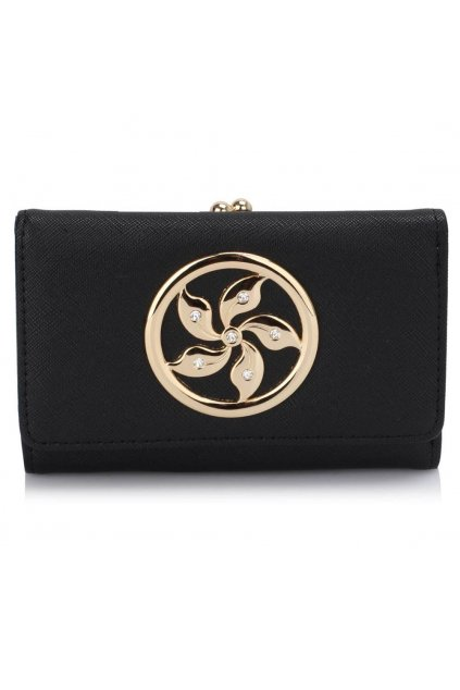 Peňaženka Harper čierna LSP1066