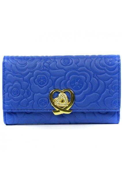 Peňaženka Ida modrá LSP1026