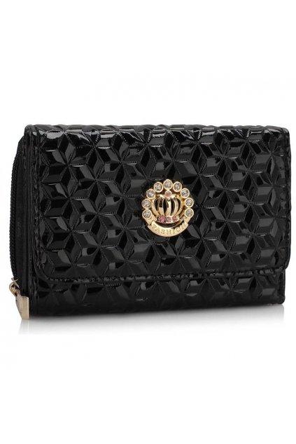 Peňaženka Jennifer čierna LSP1067