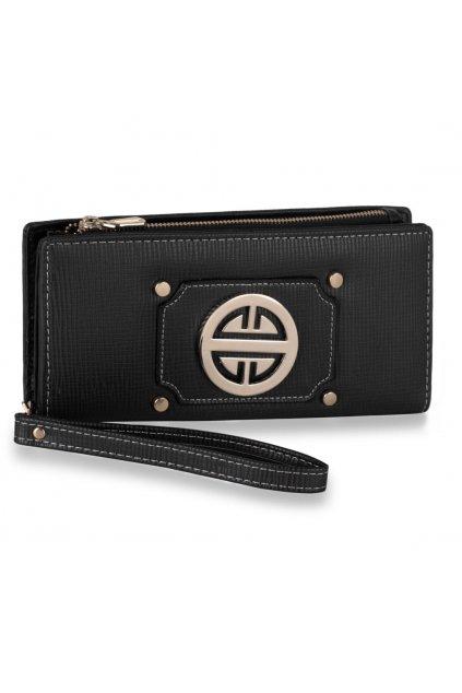 Peňaženka Lorette čierna LSP1053