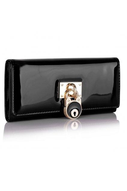 Peňaženka Louisa čierna LSP1054