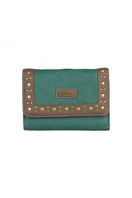 Peňaženka Segue 24105 zelená