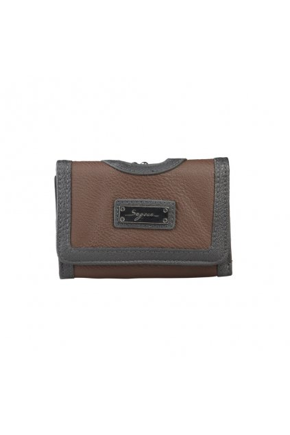 Peňaženka Segue 24196 zemitá