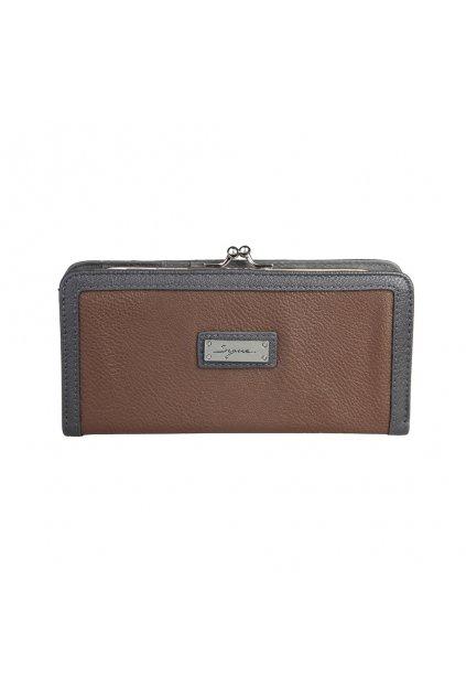 Peňaženka Segue 24198 zemitá
