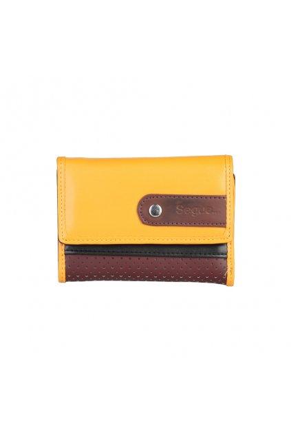 Peňaženka Segue 24295 horčicová