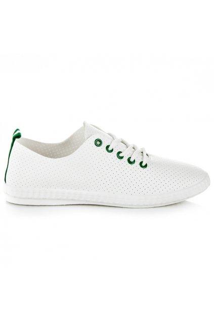 Biele tenisky K1771101VE