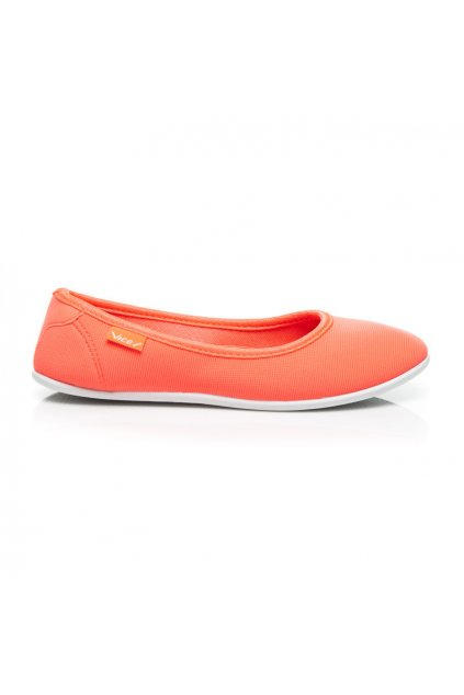 Oranžové balerínky AD02-36OR