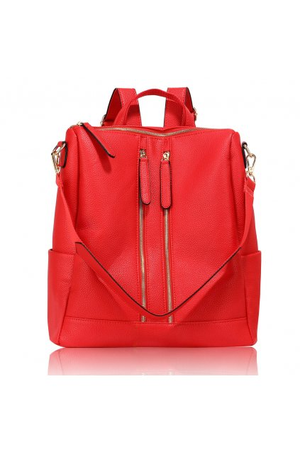 Batoh Bella červená AG00523
