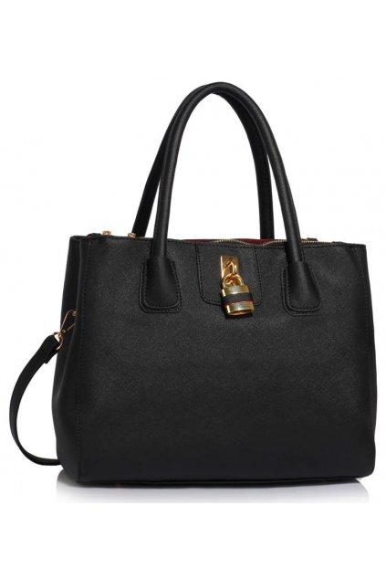 Čierna kabelka do ruky Andy LS00195A