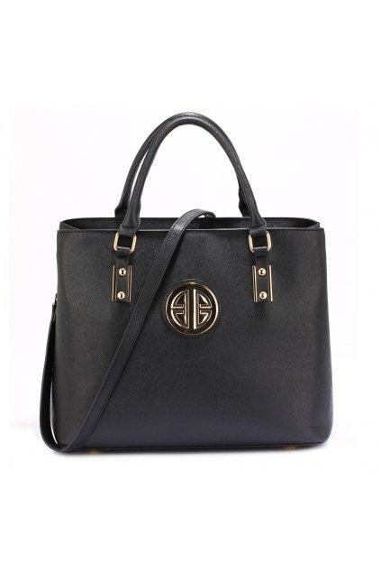 Čierna kabelka Della
