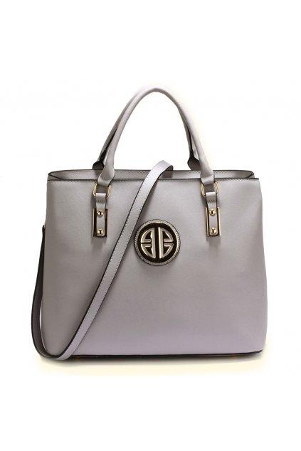 Sivá kabelka Della