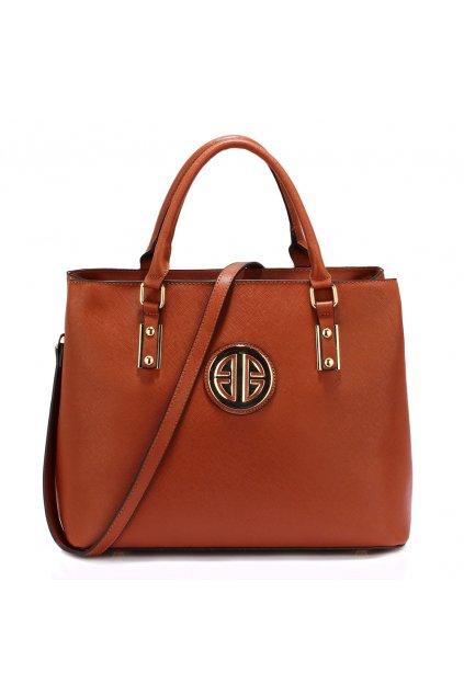 Hnedá kabelka Della