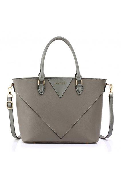 Sivá kabelka Adelle AG00518