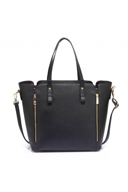 Čierna kabelka na rameno Nancy AG00502