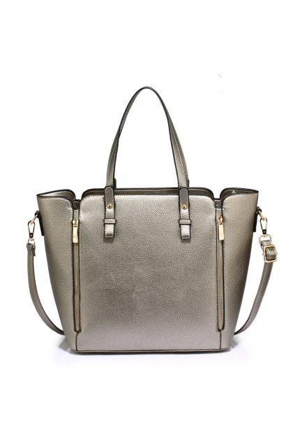 Sivá kabelka na rameno Nancy AG00502