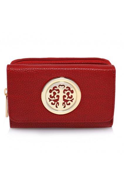 Bordová peňaženka Nina AGP1052A